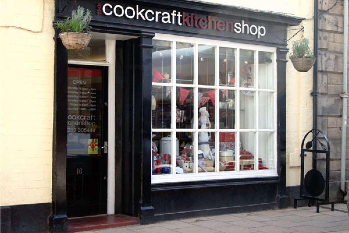 The Cookcraft Kitchen Shop